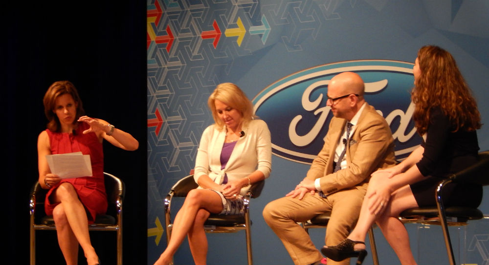 #FordTrends 2014 Recap: The Female Frontier With Jenna Wolfe and More
