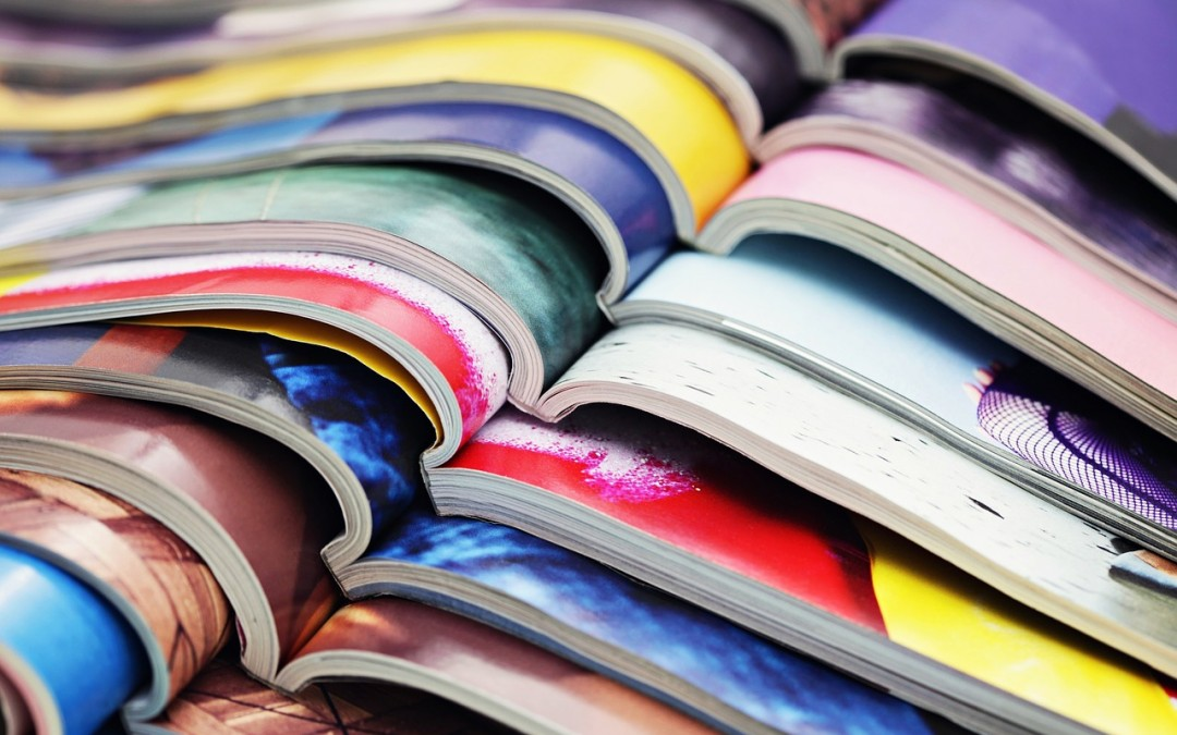 The Top Ten Print Magazines For Creatives