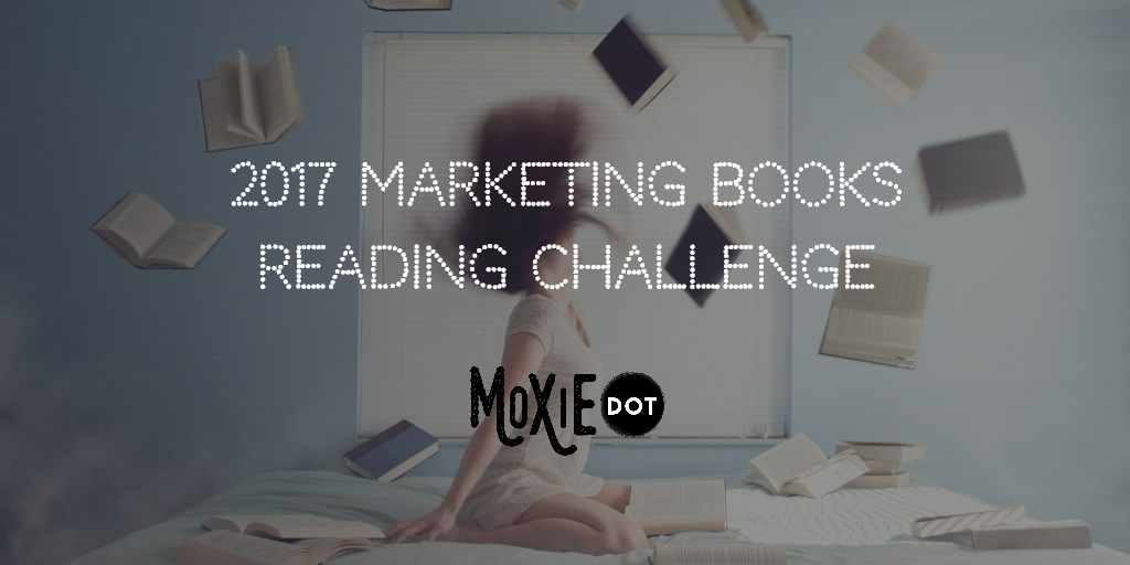 2017 Marketing Books Reading Challenge