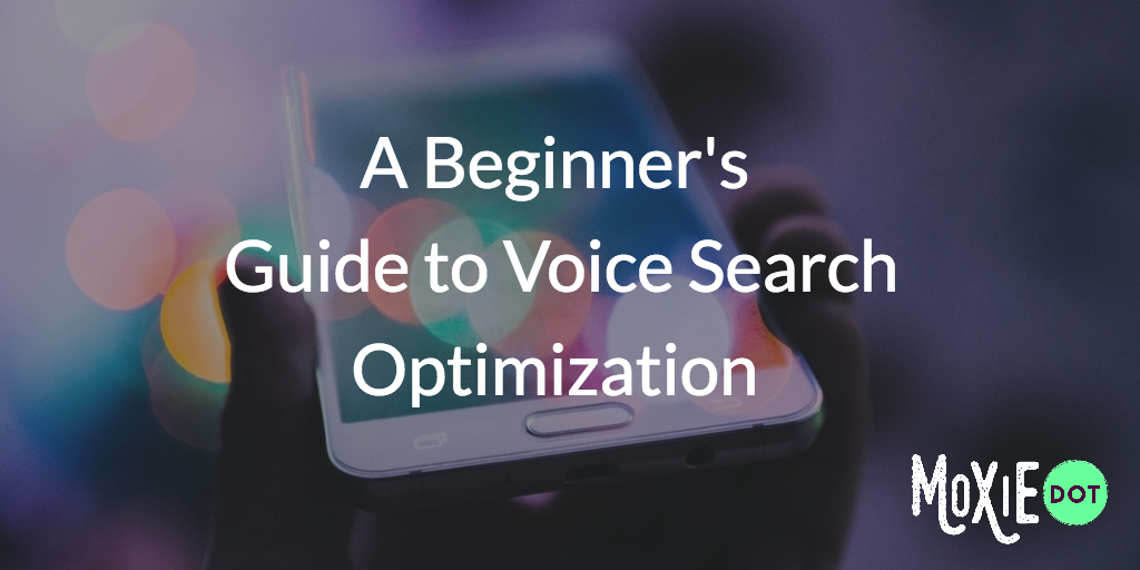 A Beginner's Guide to Voice Search Optimization