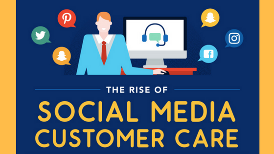 Why is Customer Service For Social Media So Important? [INFOGRAPHIC]